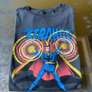 Marvel men's T-SHIRT Dr. Strange